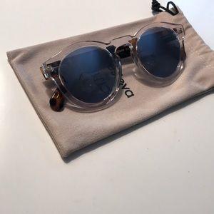 Illesteva Limited Edition Leonard Sunglasses